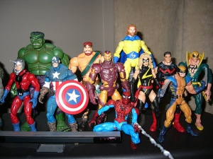 Avengers: Creative Commons - http://www.flickr.com/photos/tdeering/